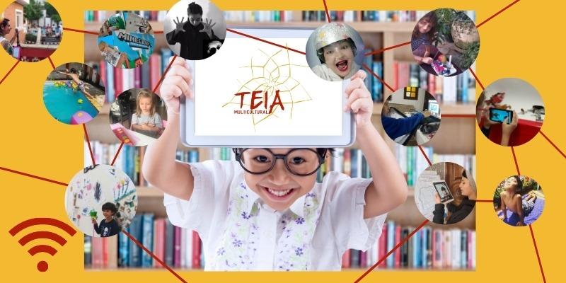 Read more about the article Escola? As aprendizagens aconteceram em Casa.
