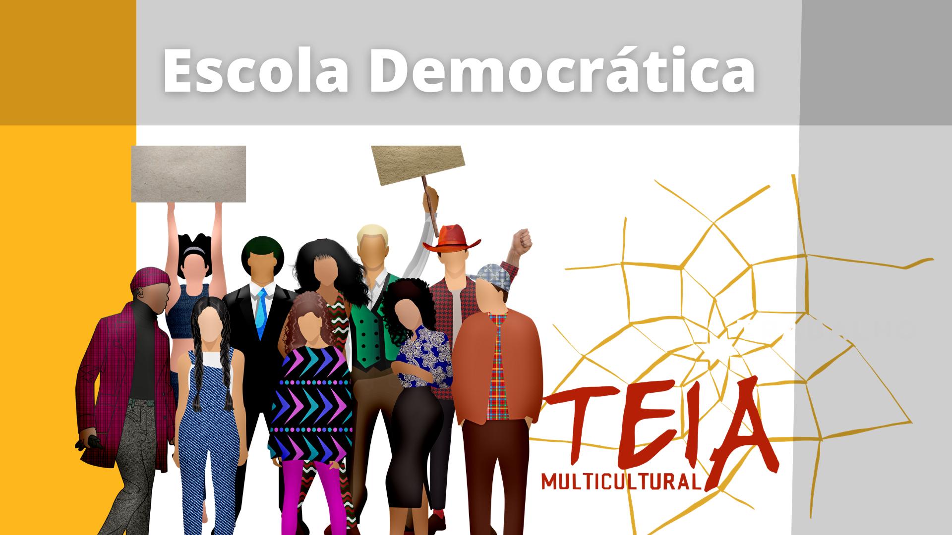 You are currently viewing O que é uma Escola Democrática