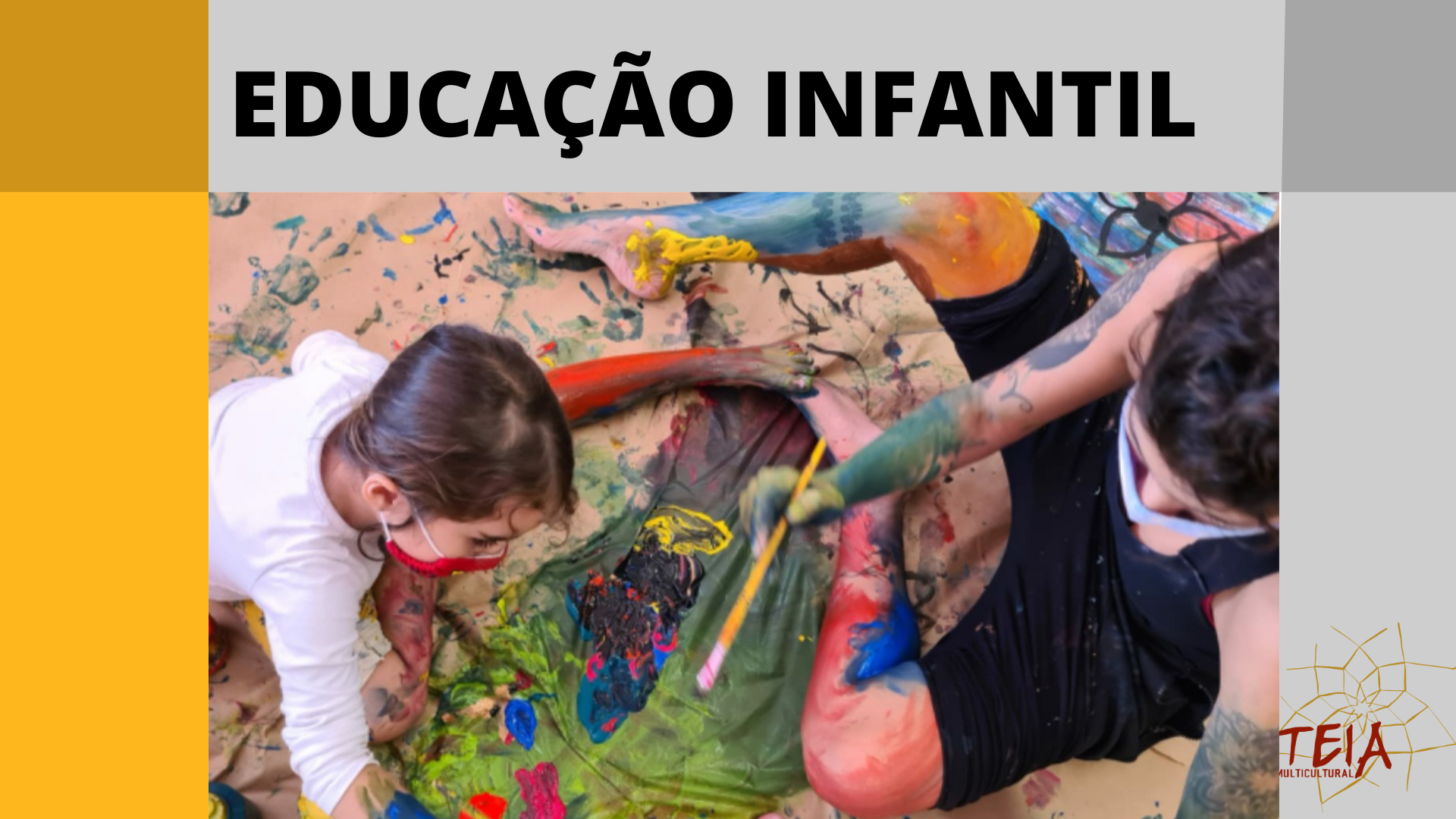 You are currently viewing Educação Infantil – Escola e Jardim de Infância
